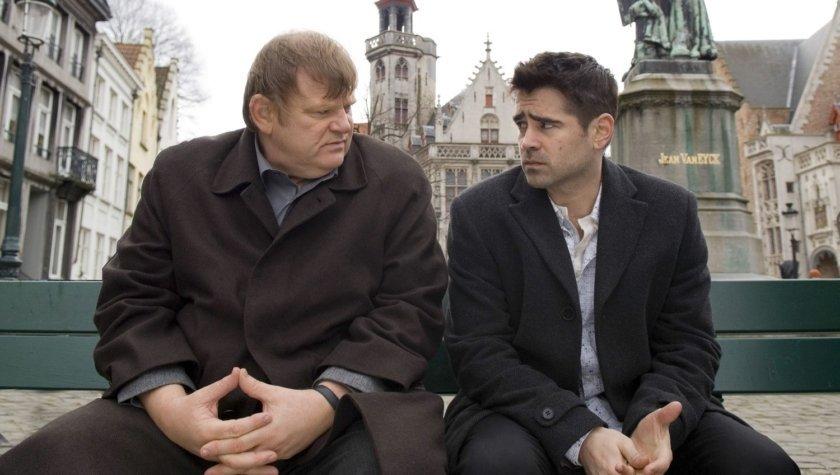 11. Залечь на дно в Брюгге (2008)