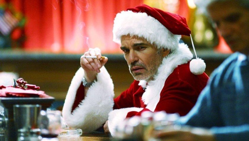 35. Плохой Санта (2003)